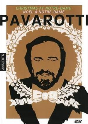Rent Luciano Pavarotti: Christmas at Notre Dame Online DVD Rental