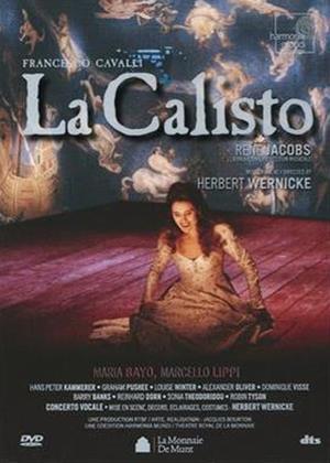 Rent Cavalli: La Calisto Online DVD Rental