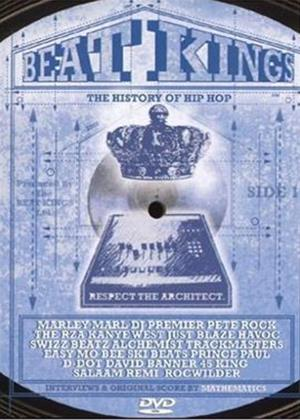 Rent Beat Kings: History of Hip Hop Online DVD Rental