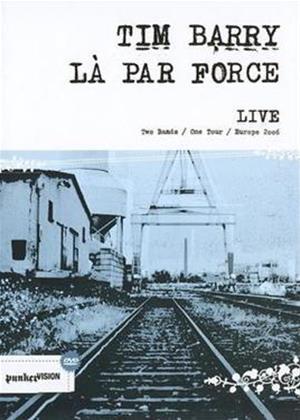 Tim Barry / La Par Force: Live Online DVD Rental