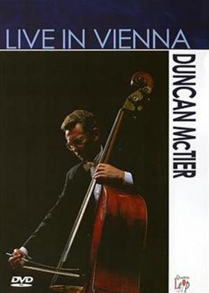 Duncan McTier: Live in Vienna Online DVD Rental
