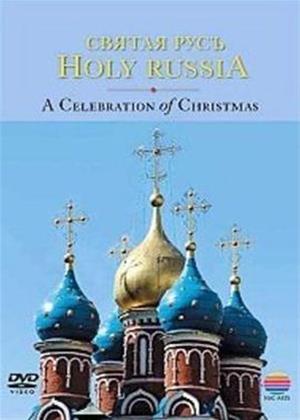 Moscow Chamber Choir/Monastry Choir of Trinity St Sergius: Holy Russia Online DVD Rental