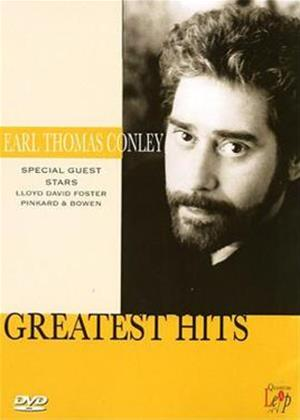 Earl Thomas Conley: Greatest Hits Online DVD Rental