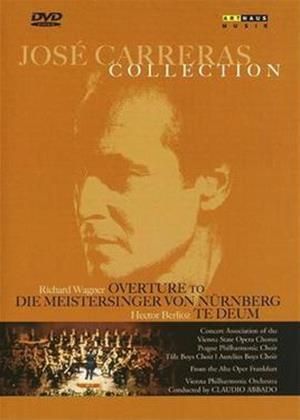 Rent Claudio Abbado and Jose Carreras: Frankfurt Concert Online DVD Rental