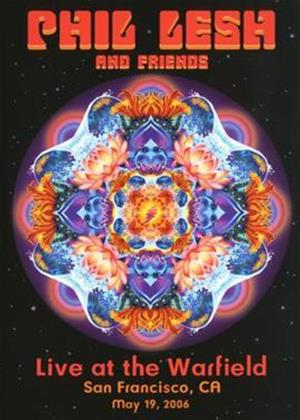 Phil Lesh and Friends: Live at the Warfield 2006 Online DVD Rental