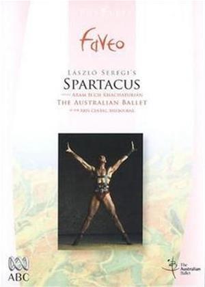 Rent Khachaturian: Spartacus: Australian Ballet Online DVD Rental