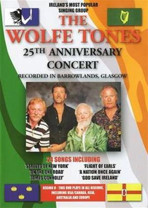 The Wolfe Tones' 25th Anniversary Concert Online DVD Rental