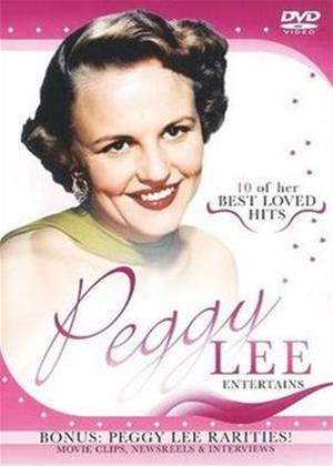 Rent Peggy Lee: Entertains Online DVD Rental