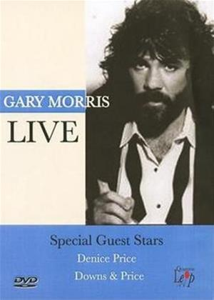 Gary Morris Live Online DVD Rental