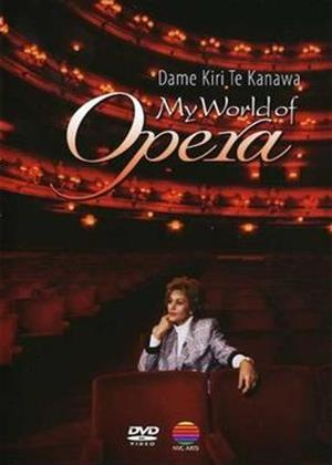 Kiri Te Kanawa: My World of Opera Online DVD Rental