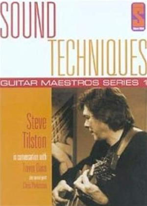 Rent Sound Techniques: Guitar Maestros Series 1: Steve Tilston Online DVD Rental