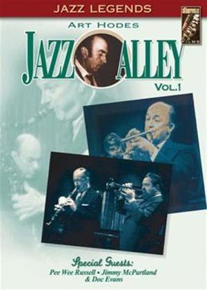 Rent Jazz Alley: Vol.1 Online DVD Rental