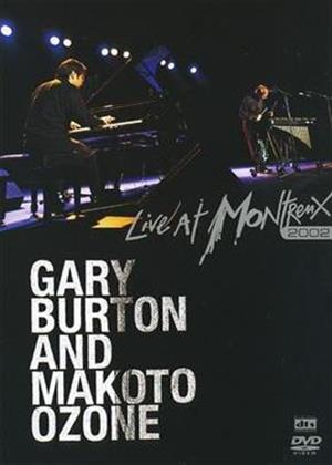 Gary Burton and Makoto Ozone: Live at Montreux Online DVD Rental