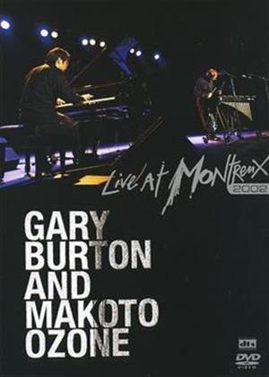 Rent Gary Burton and Makoto Ozone: Live at Montreux Online DVD Rental