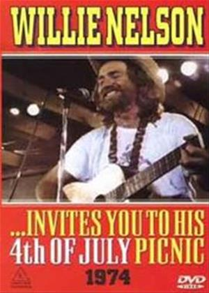 Willie Nelson: Independence Day Picnic 1974 Online DVD Rental