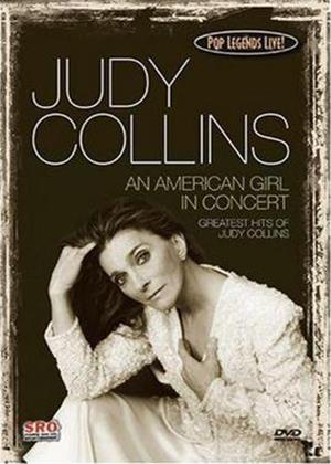 Judy Collins: Pop Legends Live Online DVD Rental