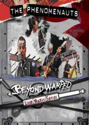 The Phenomenauts: Beyond Warped Online DVD Rental