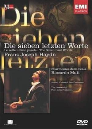 Haydn: Die Sieben Letzten Worte Online DVD Rental