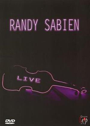 Randy Sabien: Live Online DVD Rental
