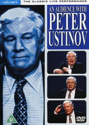 Rent Peter Ustinov: An Audience with Peter Ustinov Online DVD Rental