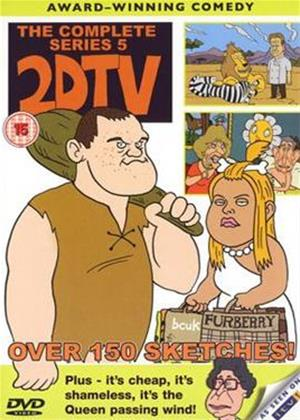 2D TV: Series 5 Online DVD Rental
