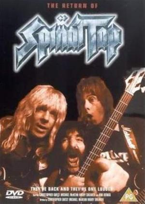 The Return of Spinal Tap Online DVD Rental