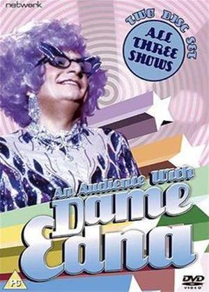 An Audience with Dame Edna: Series Online DVD Rental