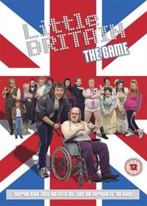 Rent Little Britain: The Game Online DVD Rental