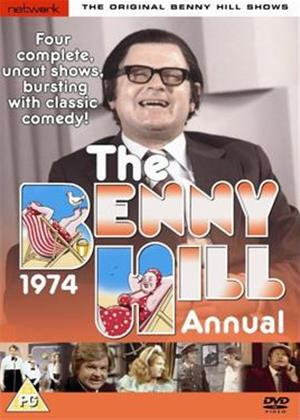 Rent The Benny Hill: 1974 Online DVD Rental