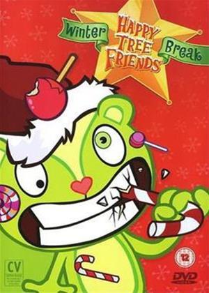 Rent Happy Tree Friends: Winter Break Online DVD Rental