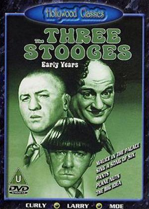 Rent The Three Stooges: Early Years 3 Online DVD Rental