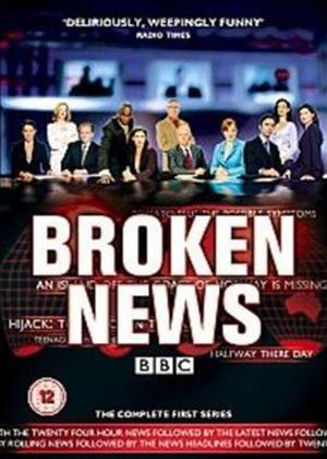 Broken News: Series 1 Online DVD Rental