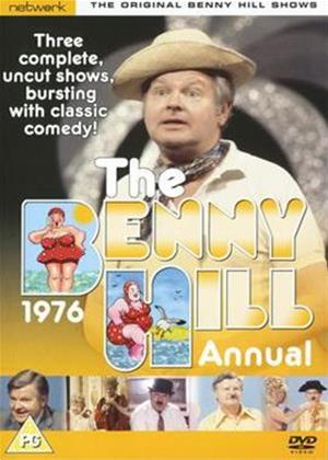 Rent The Benny Hill: 1976 Online DVD Rental