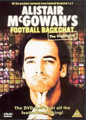 Rent Alistair McGowan: The Best of Alistair McGowan's Football Back Online DVD Rental