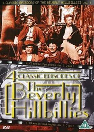 Rent The Beverly Hillbillies: 4 Classic Episodes: Vol.3 Online DVD Rental