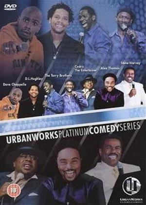 Rent Urbanworks Comedy Sampler Online DVD Rental
