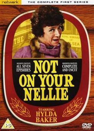 Rent Not on Your Nellie: Series 1 Online DVD Rental