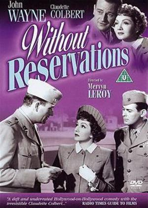 Without Reservations Online DVD Rental
