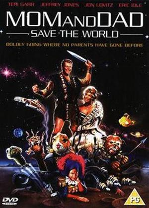 Rent Mom and Dad Save the World Online DVD Rental