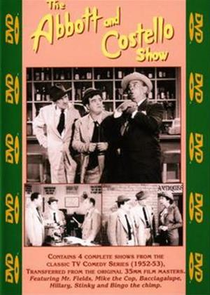Rent Abbott and Costello: TV Show: Vol.13 Online DVD Rental
