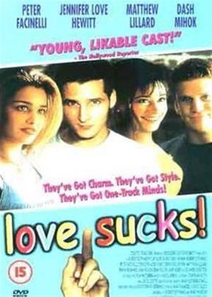 Rent Love Sucks Online DVD Rental