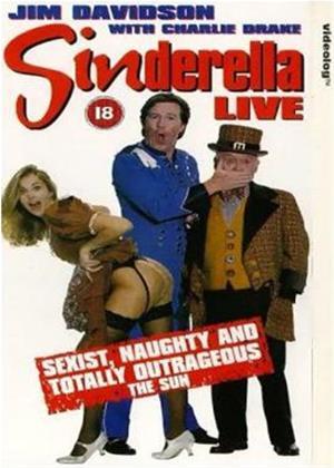 Sinderella Live Online DVD Rental