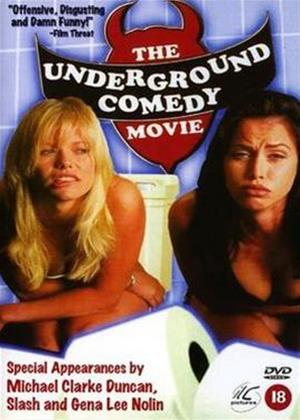The Underground Comedy Movie Online DVD Rental