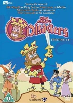 Rent King Arthur's Disasters: Series 1 Online DVD Rental