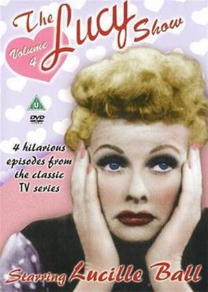 Rent The Lucy Show: Vol.4 Online DVD Rental