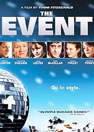 Rent The Event Online DVD Rental