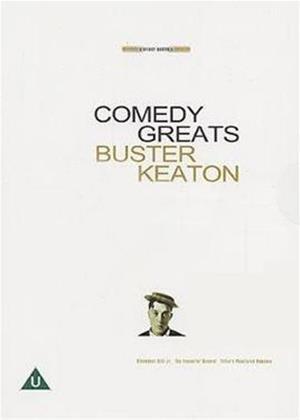 Rent Comedy Greats: Buster Keaton Online DVD Rental