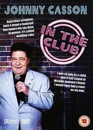 Johnny Casson: In the Club Online DVD Rental