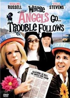 Where Angels Go, Trouble Follows Online DVD Rental