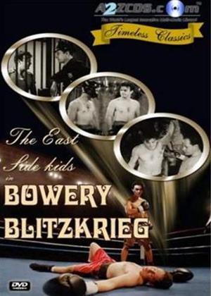 Bowery Blitzkrieg Online DVD Rental